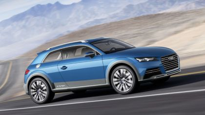 2014 Audi Allroad Shooting Brake e-Tron concept 1
