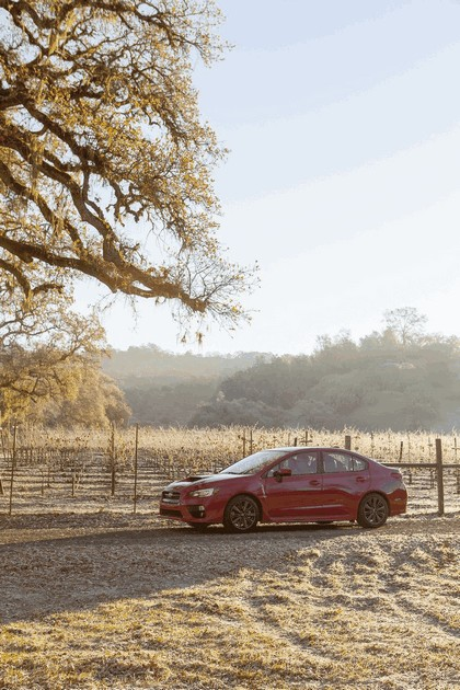2015 Subaru WRX - USA version 22