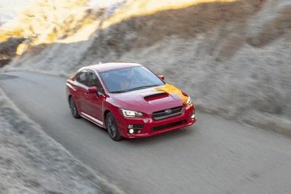 2015 Subaru WRX - USA version 25