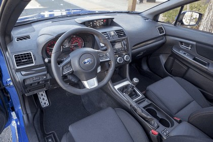 2015 Subaru WRX - USA version 49