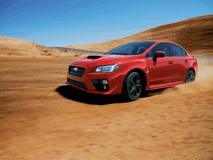 2015 Subaru WRX - USA version 68