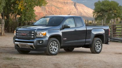 2015 GMC Canyon All Terrain SLE Extended Cab Short Bed 6
