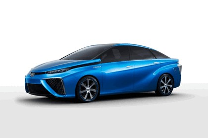 2014 Toyota Fuel Cell Vehicle concept 2