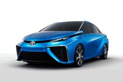 2014 Toyota Fuel Cell Vehicle concept 3