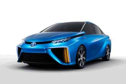 2014 Toyota Fuel Cell Vehicle concept 6