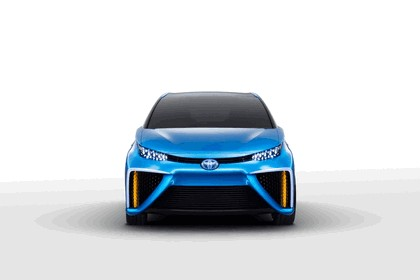 2014 Toyota Fuel Cell Vehicle concept 10