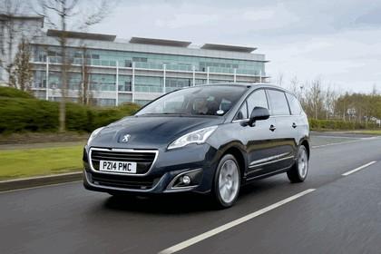 2014 Peugeot 5008 - UK version 3