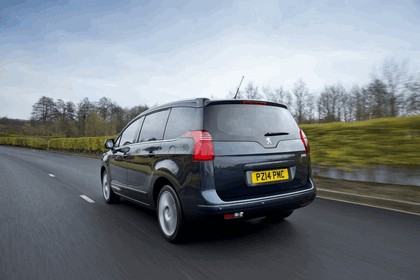 2014 Peugeot 5008 - UK version 7