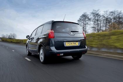 2014 Peugeot 5008 - UK version 8