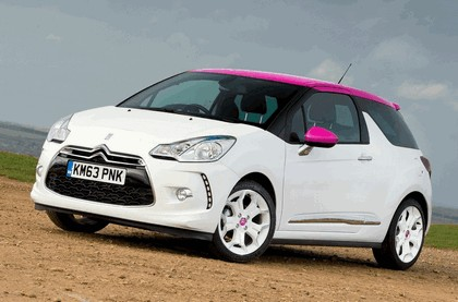 2014 Citroën DS3 Pink special editions 8