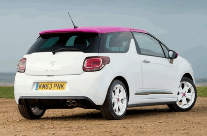 2014 Citroën DS3 Pink special editions 10