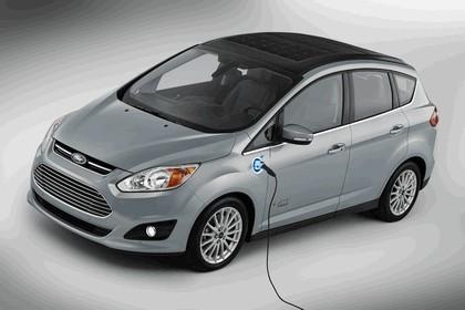 2014 Ford C-Max Solar Energi concept 4