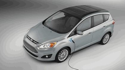 2014 Ford C-Max Solar Energi concept 5