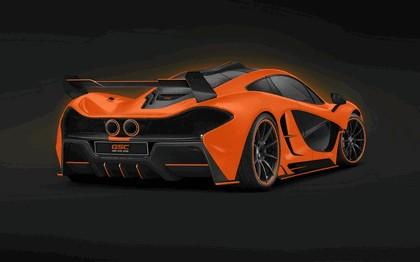 2014 McLaren P1 Night Glow by German Special Customs 2