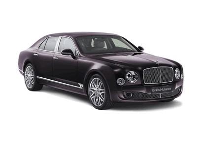 2014 Bentley Birkin Mulsanne 1