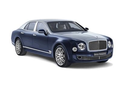 2014 Bentley Birkin Mulsanne 2
