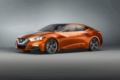 2014 Nissan Sport Sedan Concept 1