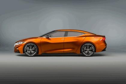 2014 Nissan Sport Sedan Concept 2