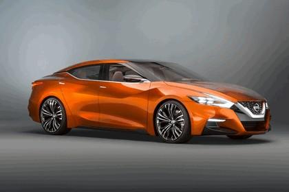 2014 Nissan Sport Sedan Concept 5
