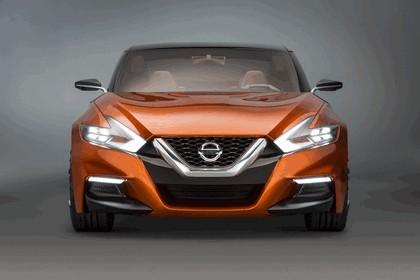 2014 Nissan Sport Sedan Concept 6