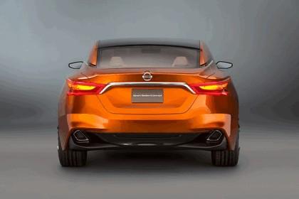 2014 Nissan Sport Sedan Concept 7
