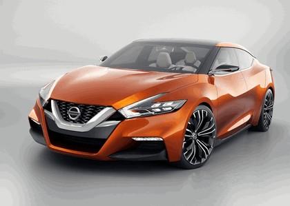2014 Nissan Sport Sedan Concept 8