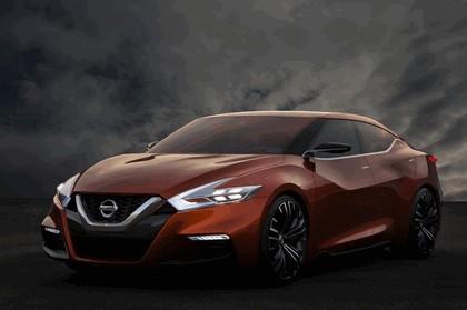 2014 Nissan Sport Sedan Concept 10