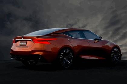 2014 Nissan Sport Sedan Concept 12