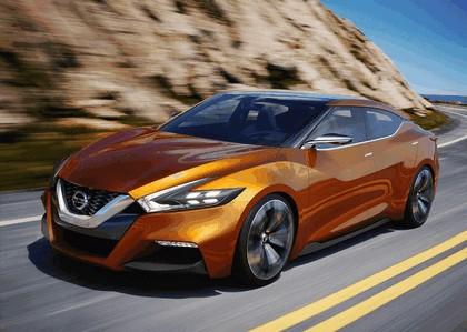 2014 Nissan Sport Sedan Concept 13