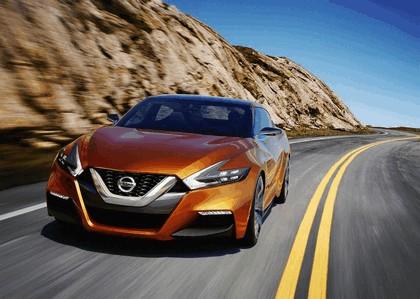 2014 Nissan Sport Sedan Concept 14