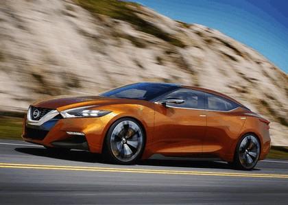 2014 Nissan Sport Sedan Concept 15