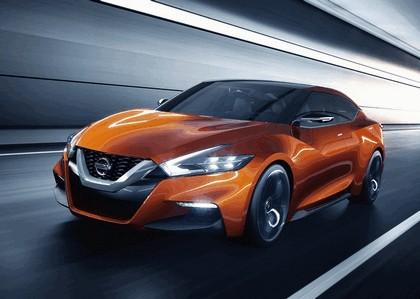 2014 Nissan Sport Sedan Concept 16
