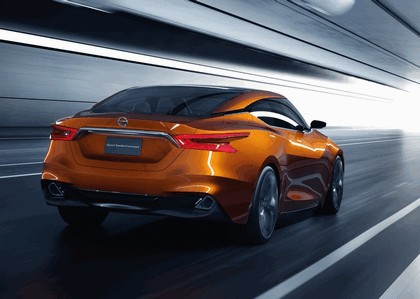 2014 Nissan Sport Sedan Concept 17