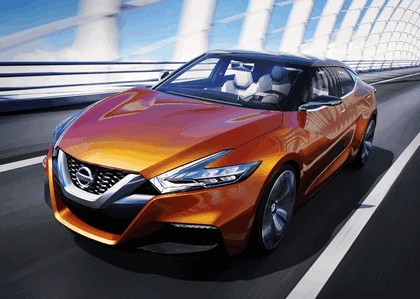2014 Nissan Sport Sedan Concept 18