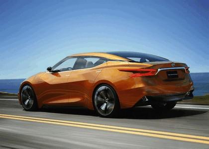 2014 Nissan Sport Sedan Concept 21