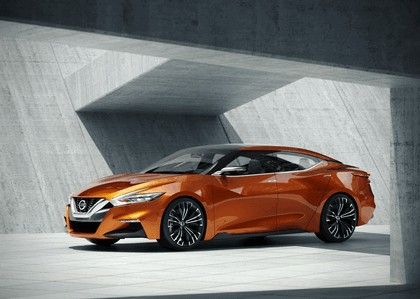 2014 Nissan Sport Sedan Concept 22