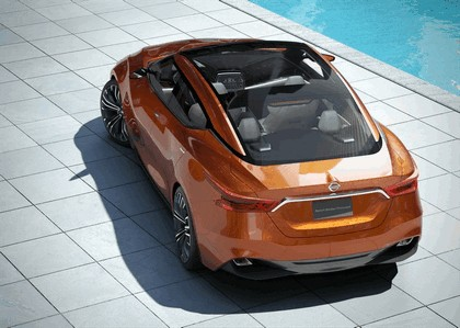 2014 Nissan Sport Sedan Concept 24