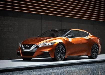 2014 Nissan Sport Sedan Concept 25