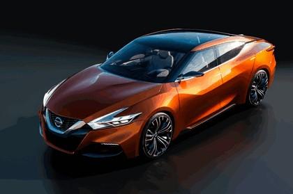 2014 Nissan Sport Sedan Concept 26