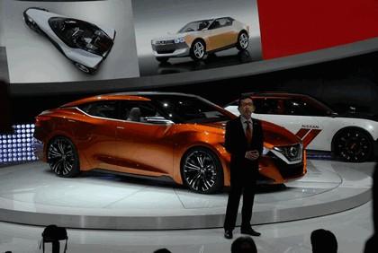 2014 Nissan Sport Sedan Concept 28