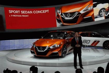 2014 Nissan Sport Sedan Concept 29
