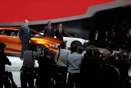 2014 Nissan Sport Sedan Concept 30