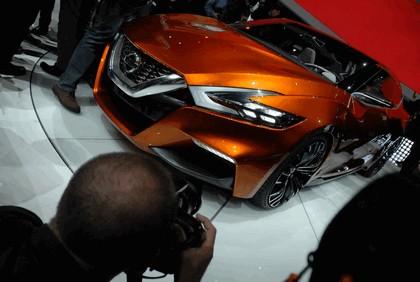 2014 Nissan Sport Sedan Concept 32