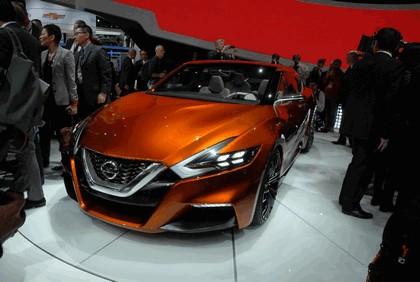 2014 Nissan Sport Sedan Concept 33