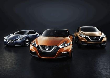 2014 Nissan Sport Sedan Concept 34