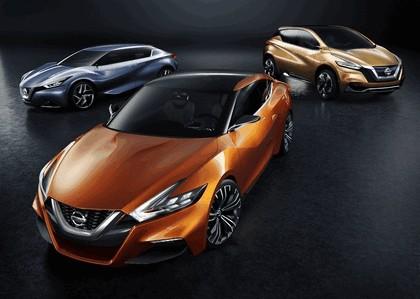 2014 Nissan Sport Sedan Concept 35