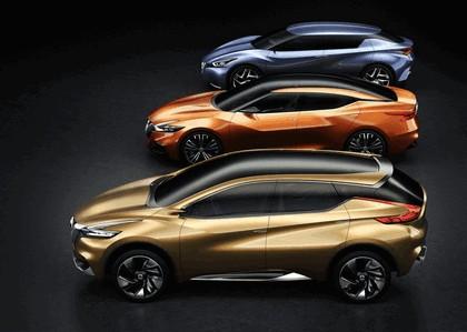 2014 Nissan Sport Sedan Concept 36