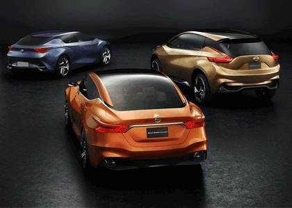 2014 Nissan Sport Sedan Concept 37