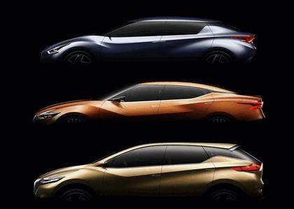 2014 Nissan Sport Sedan Concept 38
