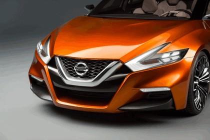 2014 Nissan Sport Sedan Concept 39